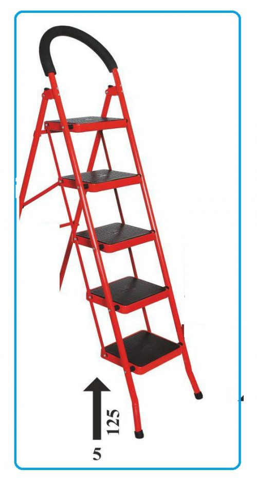 5 step ladder - نردبان5 پله